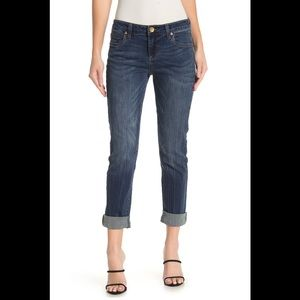 Kut for the Kloth Catherine Boyfriend jeans